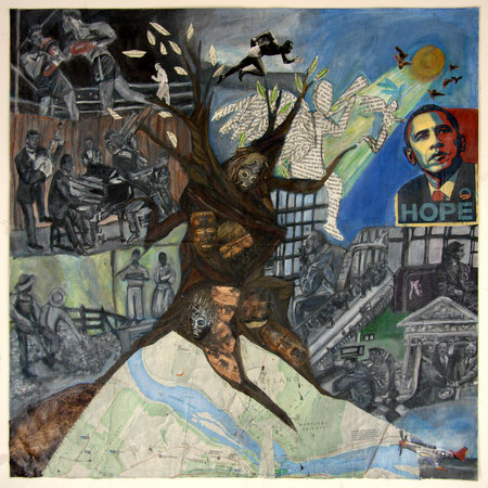 Loudoun Student Art Featured in Harpers Ferry African American History Exhibit